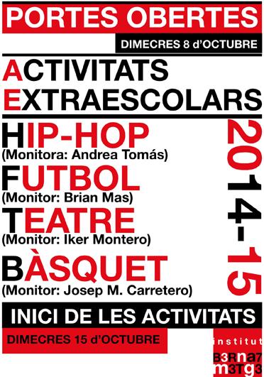 cartell extraescolars 14-15web
