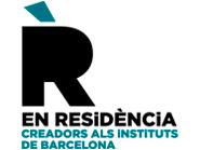 """Logo """"En Residència"""""""